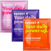 EBOOST Super Powder Mind + Body Energizer