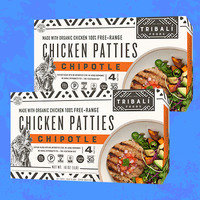 Tribali Foods Chicken Patties in Chipotle
