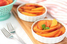 Healthy Make-Ahead Snack Recipe: Slow-Cooker Scalloped Peaches
