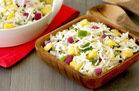 Healthy Make-Ahead Snack Recipe: Trop 'Til You Drop Jicama Slaw