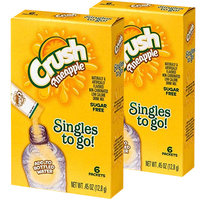 Crush Pineapple Singles to Go!