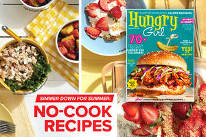 Hungry Girl Magazine: No-Cook Recipes for Summer