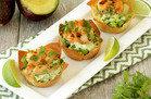 Hungry Girl's Healthy Blackened Shrimp Wonton Cups Recipe