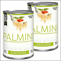 Featured on Shark Tank: Palmini Hearts of Palm Linguine