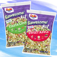 Dole Fresh Slawesome! Kits