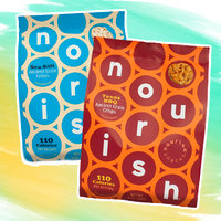 Nourish Snacks Ancient Grain Crisps