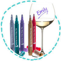 Hungry Girl's Summer Party Finds: Wine Glass Markers