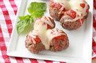 Healthy Pizza Recipes Under 300 Calories: Pizza Meatballs