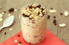 Hungry Girl's Healthy Trail Mix Fix Overnight Oats Recipe