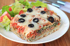 Healthy Pizza Recipes Under 300 Calories: Pizza Casserole