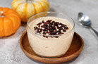 Hungry Girl's Healthy Pumpkin Spice Raisin Oats 'n Yogurt Bowl Recipe