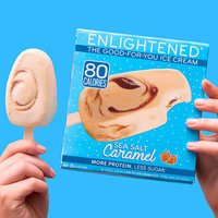 ENLIGHTENED Raises the BAR on Portion Control