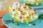 Hungry Girl's Healthy Hungry Goddess Wedge Salad Recipe
