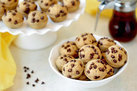 Hungry Girl's Healthy Chocolate Chip Pancake Poppers Recipe