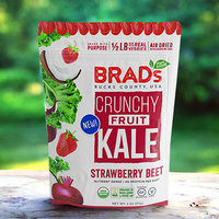 Brad's Crunchy Fruit Kale in Strawberry Beet