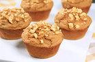 PB Banana Protein Muffins