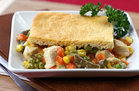 Hungry Girl's Healthy Super-Sized Kickin' Chicken Pot Pie Recipe