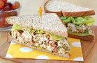 Hungry Girl's Healthy Chop-tastic Chicken BLT Sandwich Recipe