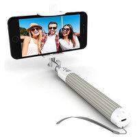 Hungry Girl Amazon Find: SelfieWorld Premium 5-in-1 Bluetooth Selfie Stick