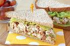 Hungry Girl's Healthy Chop-tastic Chicken BLT Sandwich Recipe