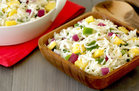 Hungry Girl's Healthy Trop 'Til You Drop Jicama Slaw Recipe