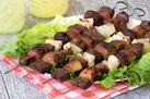 Hungry Girl's Healthy Steakhouse Kebabs Recipe