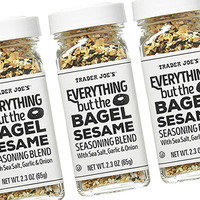 Get Everything Bagel Seasoning on Amazon!