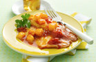 Hungry Girl's Healthy BBQ Mango Tilapia Recipe