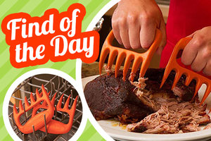 Amazon Find of the Day: Chicken-Shredding Claws!