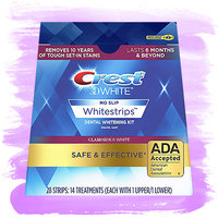 Hungry Girl Lisa's Favorite Amazon Beauty Finds: Crest 3D White Whitestrips