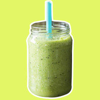 Reason You're Overweight: Your green juice/smoothie/protein shake