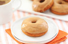 Hungry Girl's Healthy Iced Pumpkin Spice Donuts Recipe