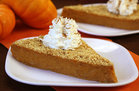 Hungry Girl's Healthy Upside-Down Pumpkin Pie Recipe