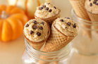 Hungry Girl's Healthy Pumpkin Pie Cannoli Cones Recipe