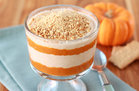 Hungry Girl's Healthy Pumpkin Pie Parfait Recipe