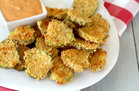 Hungry Girl's Healthy Faux-Fried Pickle Chips Recipe