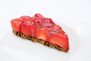 Strawberry Pretzel Pie, Average