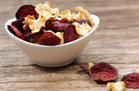 Hungry Girl's Healthy Beet & Parsnip Chips Recipe