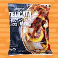 Trader Joe's Organic Delicata Squash Sliced & Roasted