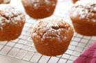 Hungry Girl's Healthy 3-Ingredient Spice Cake Muffins Recipe