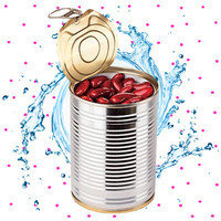 Rinse Canned Items