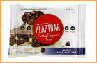 100-Calorie Chocolate Fixes: Corozonas HeartBar Double Chocolate Chip Oatmeal Square Mini