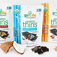 gimMe Organic Seaweed Thins