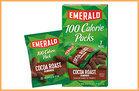 100 Calorie Chocolate Fixes: Emerald 100-Calorie Pack Cocoa Roast Almonds