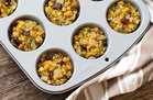 Hungry Girl's Healthy Cornbread Stuffin' Muffins Recipe