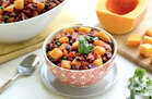 Hungry Girl's Healthy Slow-Cooker Butternut Black Bean Chili Recipe
