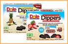 100-Calorie Chocolate Fixes: Dole Strawberry, Pineapple, and Banana Dippers (without almonds)