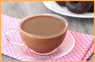 100-Calorie Chocolate Fixes: Chocolate Glazed Mocha