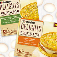 Jimmy Dean Delights Egg'wich