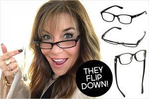 Lisa's Find of the Day: Bunny Eyez Reading Glasses